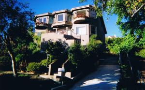 View House in the North Berkeley Hills, California