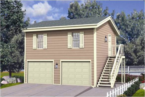 3 car garage living space pdf download make dovetail for Garage designs with living space